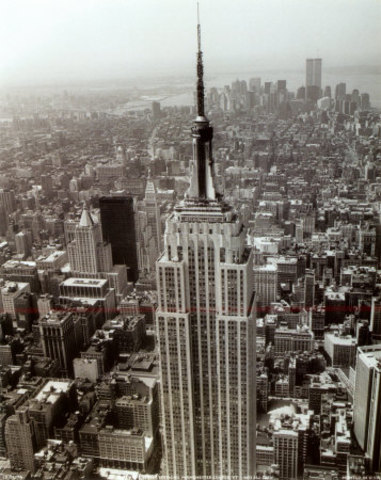 Empire state building was made