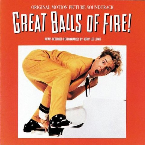 """""""Great Balls of Fire"""" by Jerry Lee Lewis"""