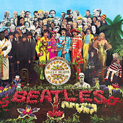 """""""Sgt. Pepper's Lonely Hearts Club Band"""" by The Beatles"""