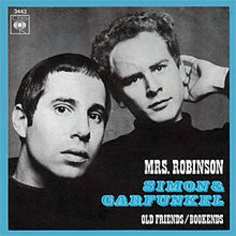 """Mrs. Robinson"" by Simon & Garfunkel"