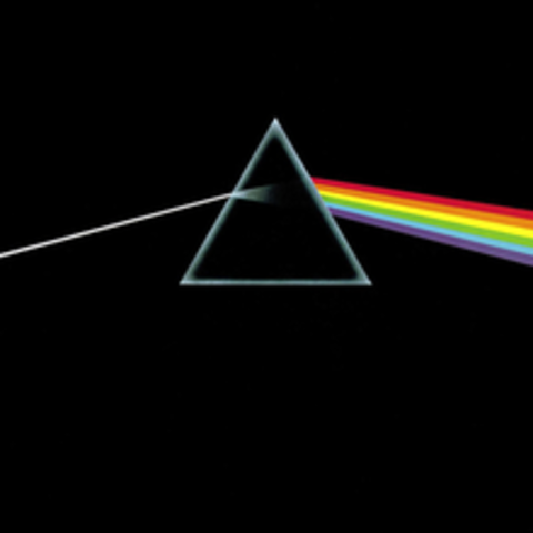 """""""The Dark Side of the Moon"""" by Pink Floyd"""