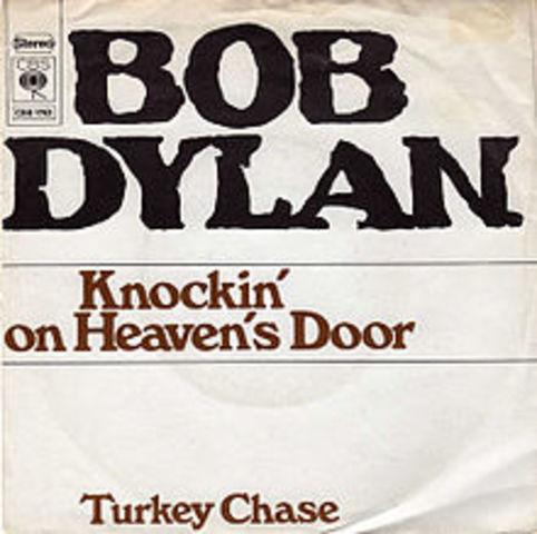 """Knockin' on Heaven's Door"" by Bob Dylan"
