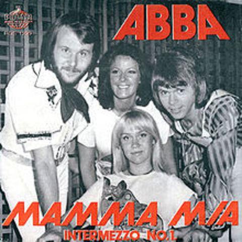"""""""Mamma Mia"""" by ABBA"""