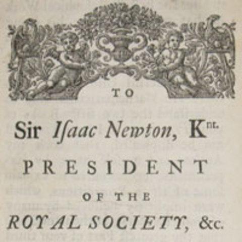 Presidente de la Royal Society