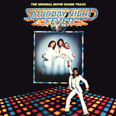 """""""Saturday Night Fever"""" by Bee Gees"""