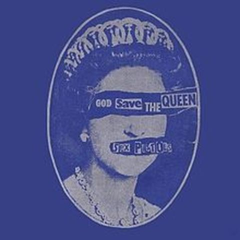 """""""God Save The Queen"""" by Sex Pistols"""