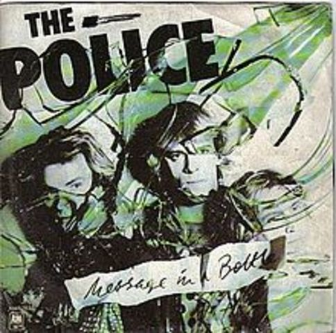 """""""Message In A Bottle"""" by The Police"""