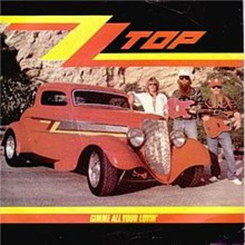 """""""Gimme All Your Luvin'"""" by ZZ Top"""