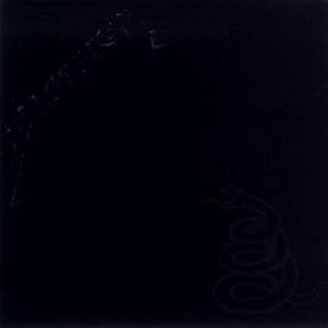 """Black Album"" by Metallica"