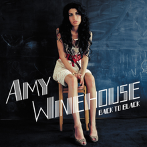 """""""Back To Black"""" by Amy Winehouse"""