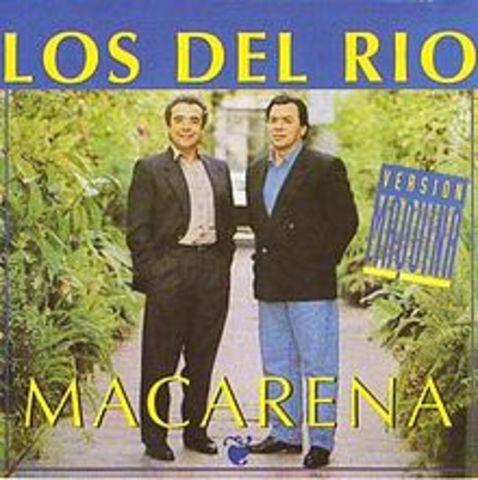 """""""Macarena"""" by Los del Río"""