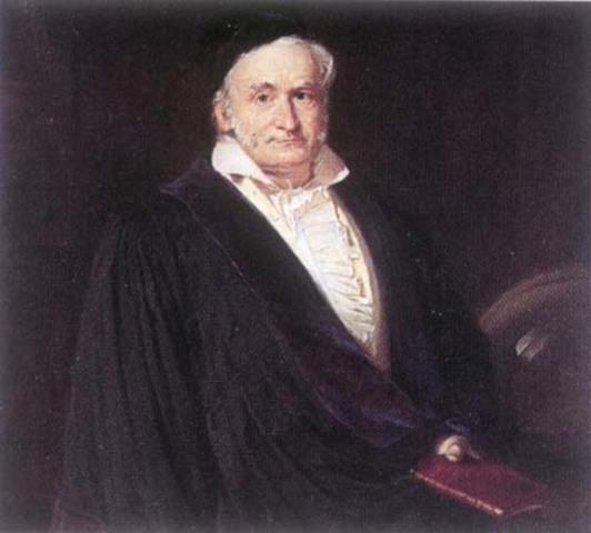Muerte de Johann Carl Friedrich Gauss