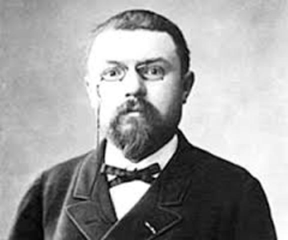 Nacimiento Henri Poincaré