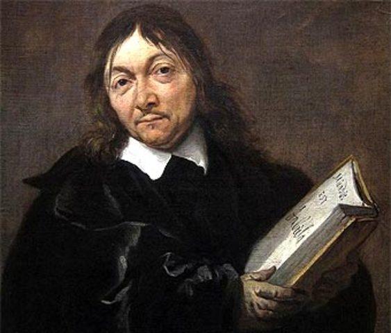 Descartes renuncia a la vida militar.