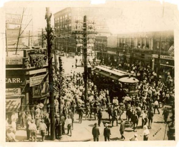 East St. Louis Race Riot
