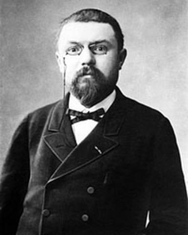 Nacimiento de Henri Poincaré.
