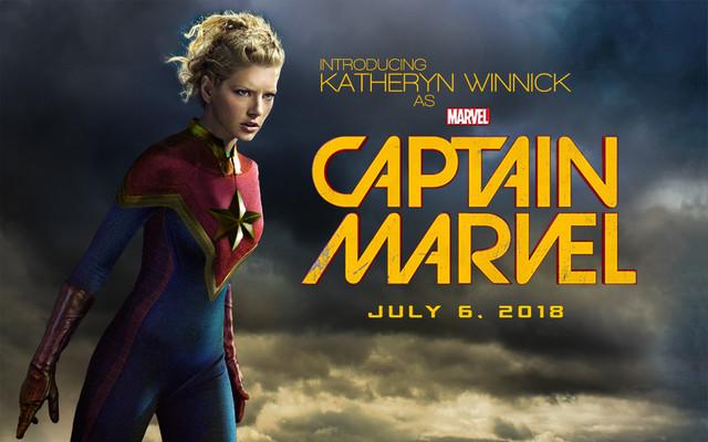 Капитан Марвел (2018)