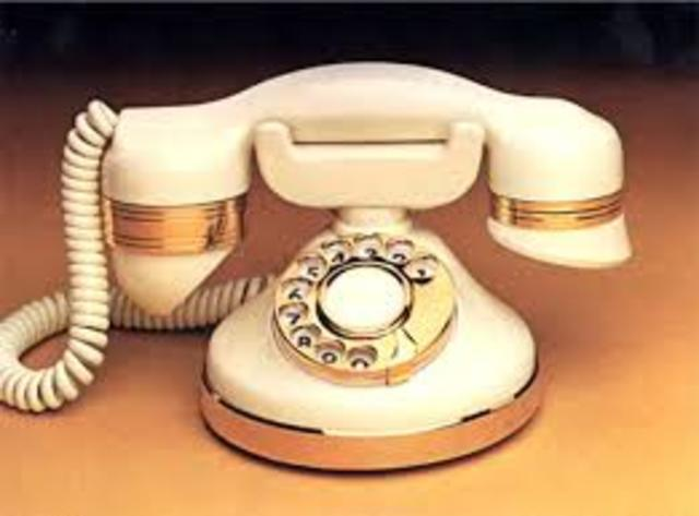 new and improved cradle telephone