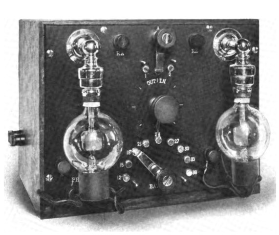 Audion Tube