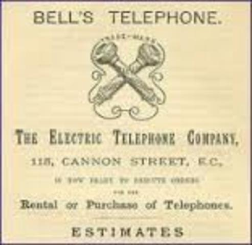 First Telephone Company