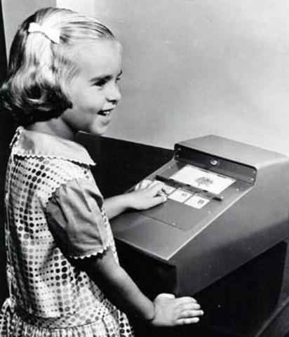 Maquina de ensinar