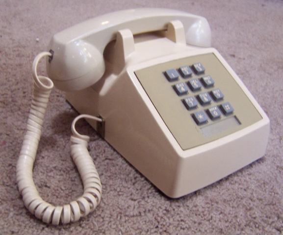 The Push-Button Phone