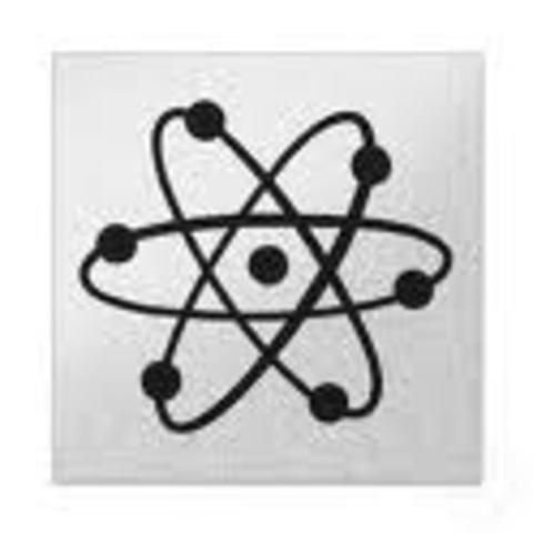 First atom split