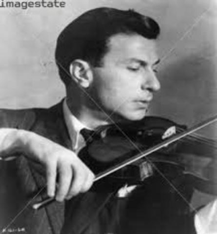 Juliek and his Violin