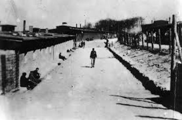 Train to Buchenwald
