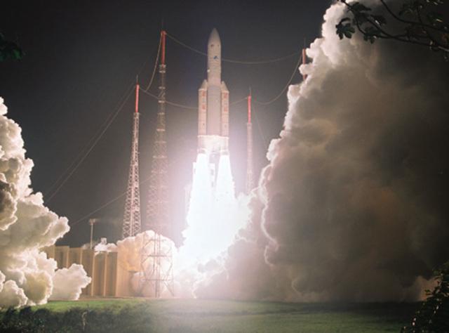 Lançamento do Satélite Starone C2