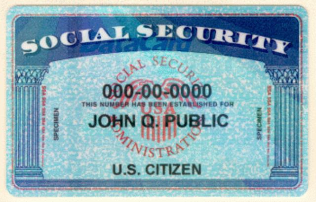 Social Security Enacted in U.S.