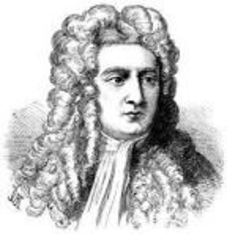 Primeros intereses de Newton