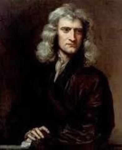 estudios de Newton