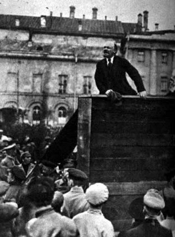 The Bolshevik Revolution