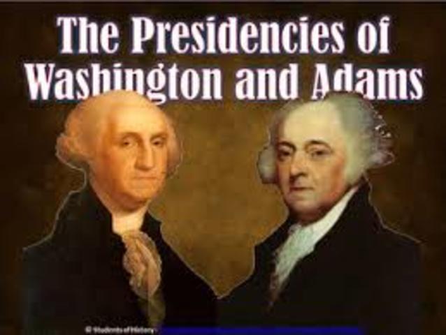 George washington is 1st president
