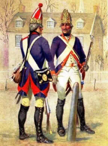 British Hire Hessians to fight against Americans