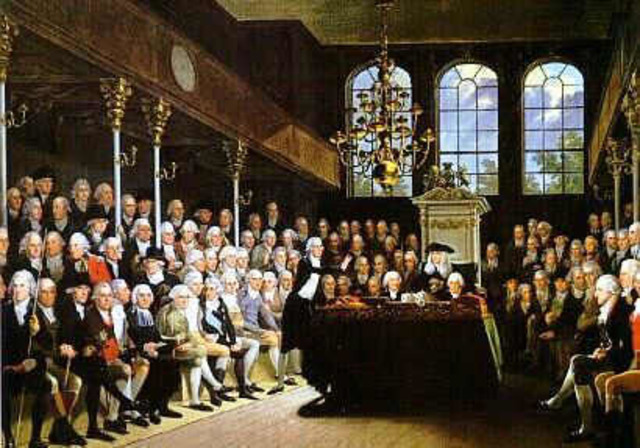 Declaratory Act passed