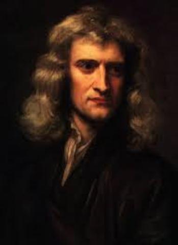 Su Obra Fundamental: Isacc Newton