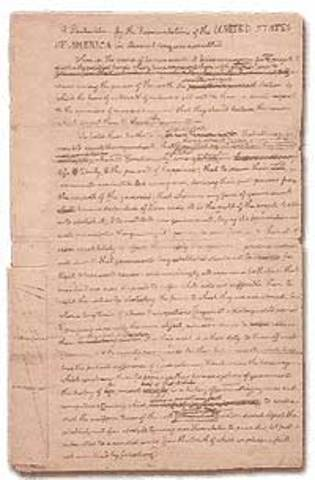 Second Continental Congress Begins