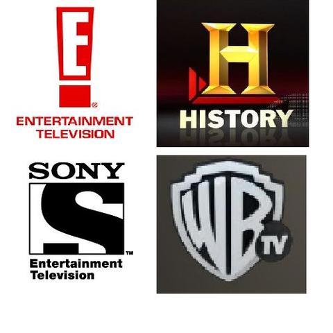 Estréia dos Canais E!, History Channel, Sony e Warner e NBR.