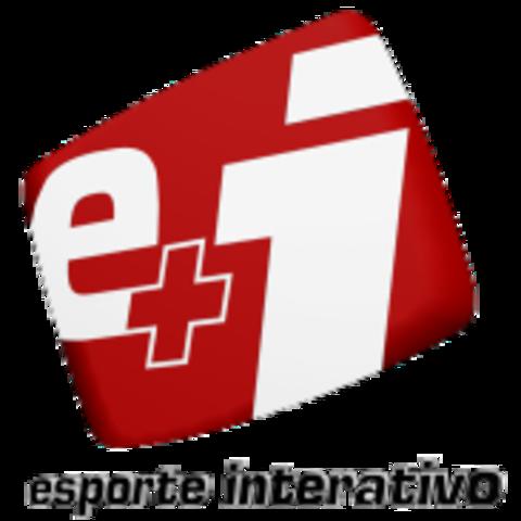 Estréia do Canal Esporte Interativo.