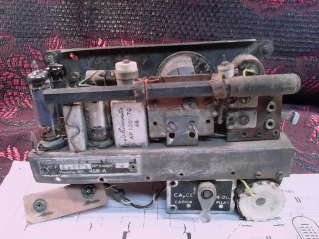 produccion de transistores para radios portatiles
