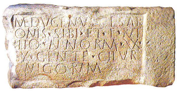 753 A.C. EDAD ANTIGUA - Roma