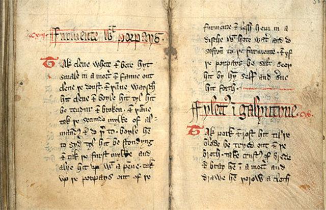 1400 D.C. EDAD MEDIA - Siglo XIV