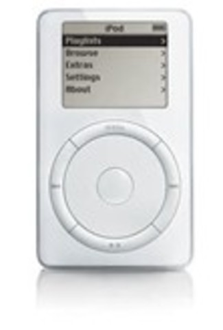 The First Apple Ipod