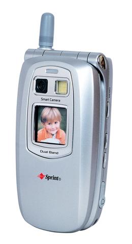 Coloured Screen Phone