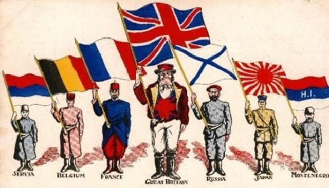 Europe Won't Stand United
