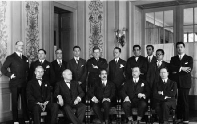 Japan withdrawls from the League of Nations