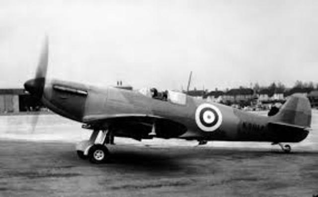 The First Fighter Plane