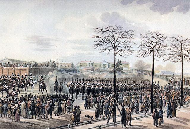 The Decembrist Revolt